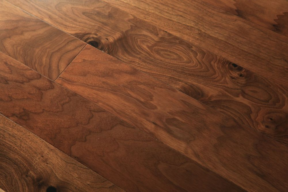 Walnut Natural Engineered Hardwood Flooring